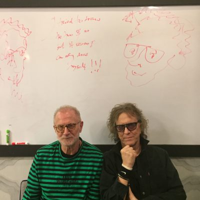 Episode 0001: Mick Rock